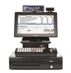 "POS-комплект 14"" TX-4200 черный, Windows POSReady 7"