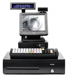 "POS-комплект 8"" TX-4200 черный, Windows POSReady 7"