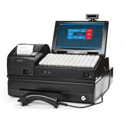 POS-система Магазин у дома С041, HDD, FPrint-55ЕНВД + Frontol xPOS