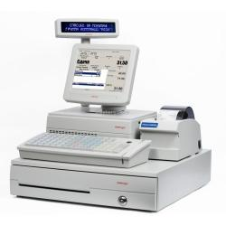 "POS-комплект 8"" PB-3600 белый, Windows POSReady 2009"