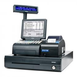 "POS-комплект 8"" DT-308, Windows POSReady 2009"