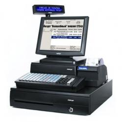 "POS-комплект 10"" PB-3600 черный, Windows POSReady 2009"