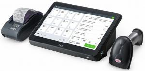 "POS-система АТОЛ Optima Маркет 11.6"", АТОЛ 50Ф, без ФН,Windows 10 IoT, Frontol 6"