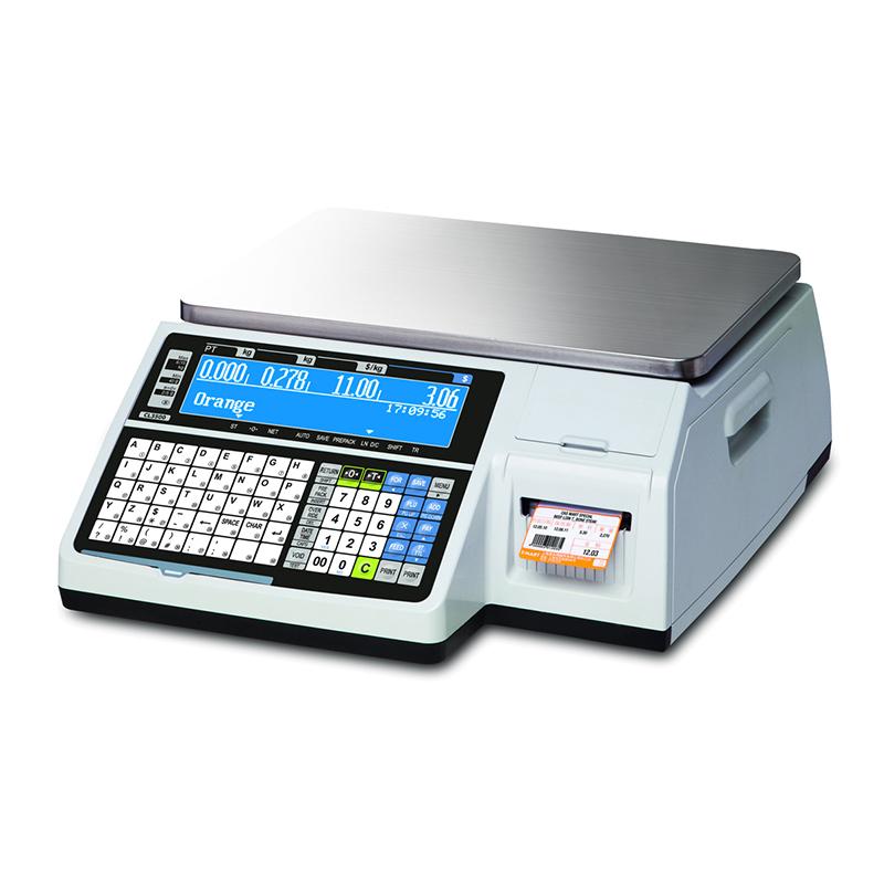 Электронные весы с печатью этикеток - какие выбрать